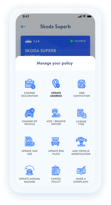 Easily Manage Your Policies